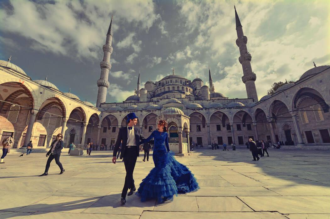 Популярные достопримечательности в Стамбуле