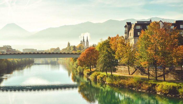 Европа осенью — сказка на яву