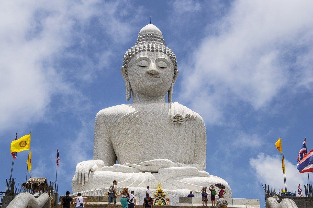 Будда на Пхукете