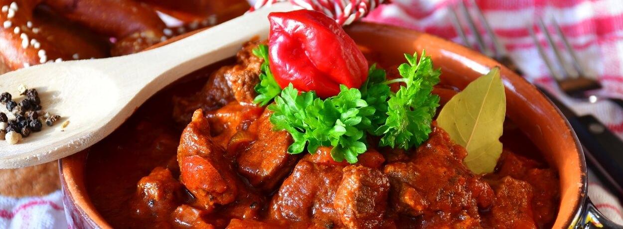 Исконная венгерская кухня