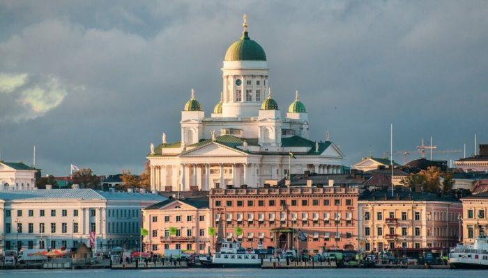 Своим ходом в Финляндию