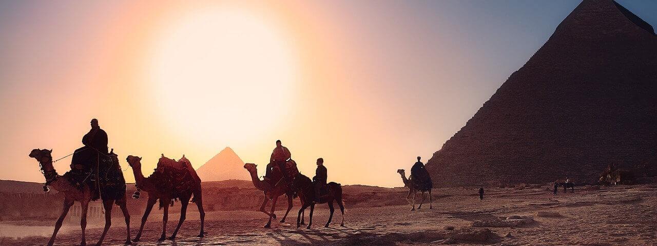 Места в Египте, которые нужно посетить