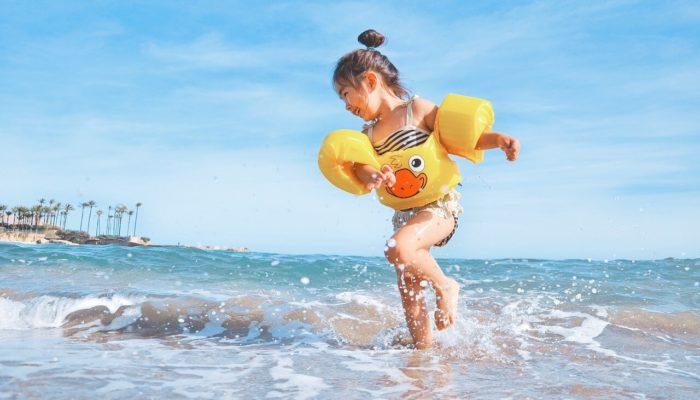Что брать на отдых с ребёнком