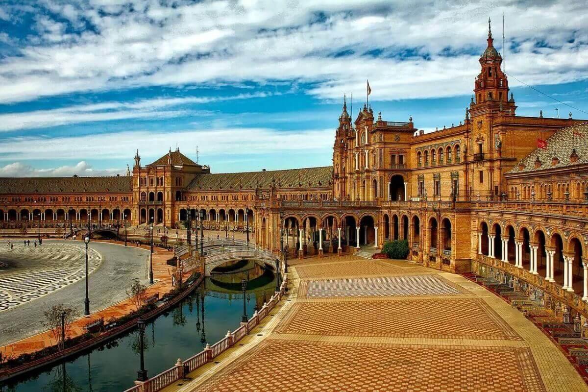 Отпуск в Севилье