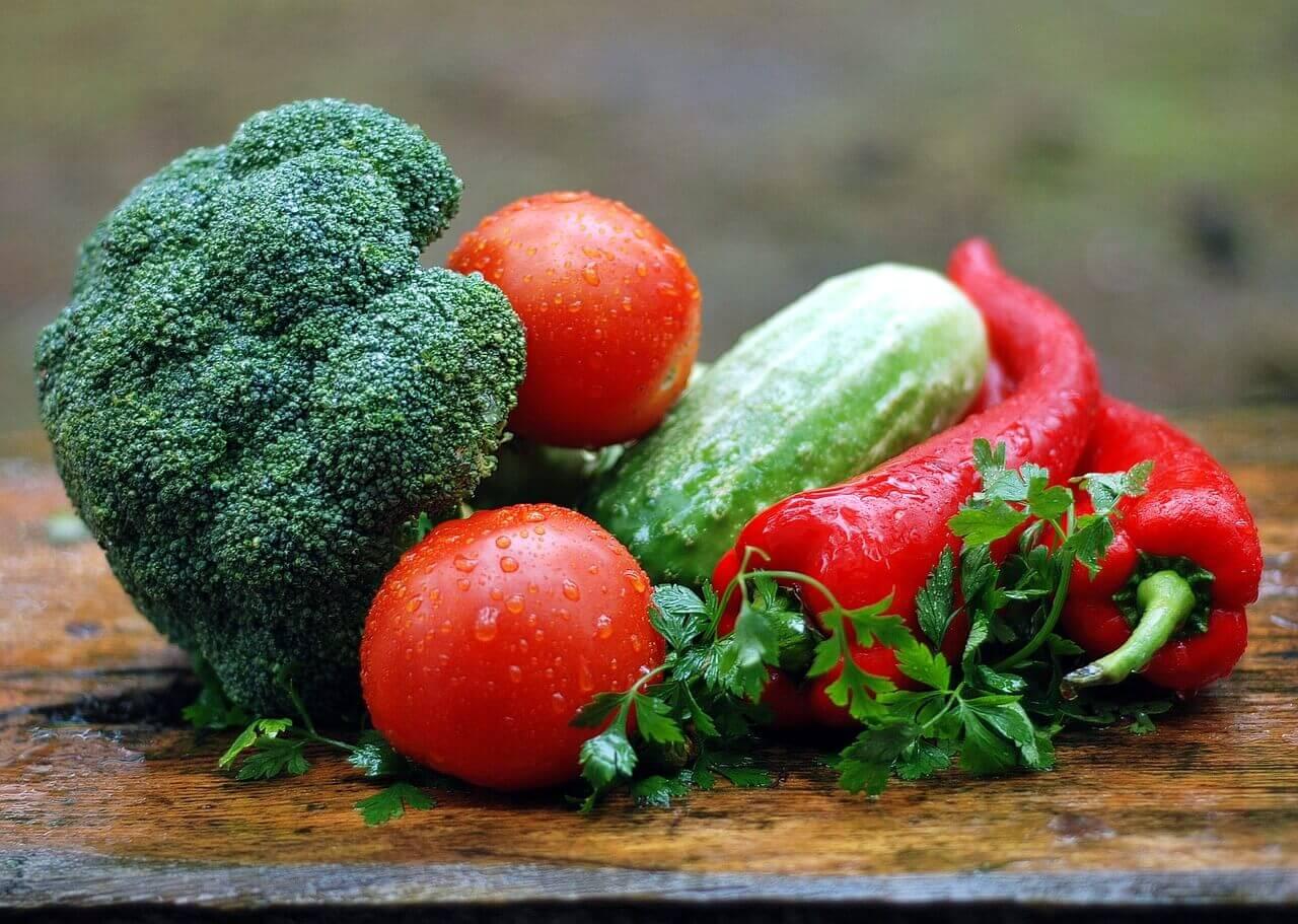 Овощи Болгарии