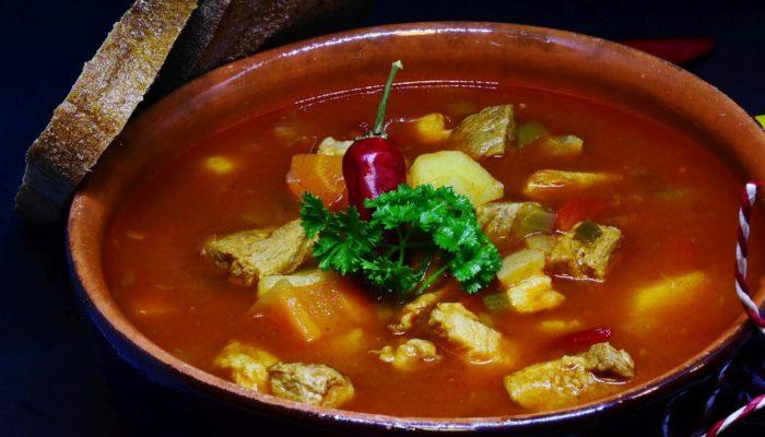 Венгерская кухня, дошедшая до наших дней