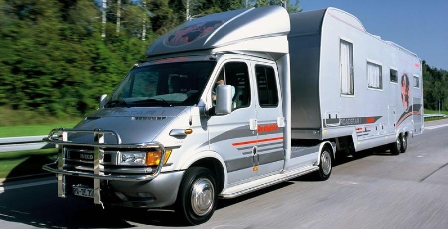 Караванинг — новый вид путешествий вместе с жилищем.