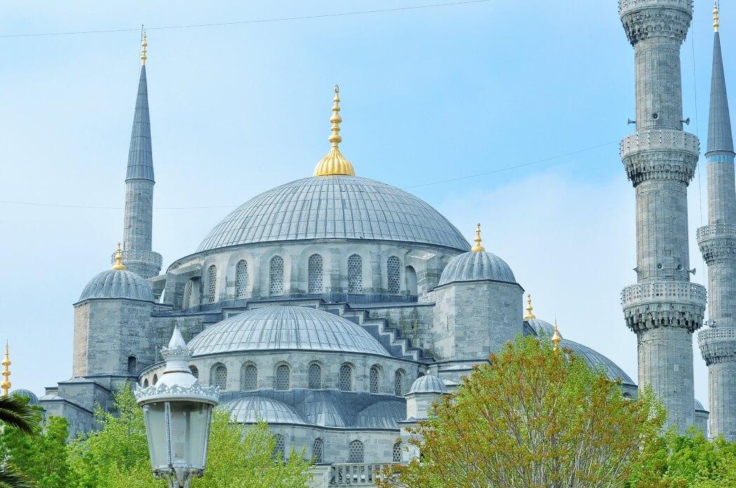 Голубая мечеть в Стамбуле – турецкий Тадж-Махал