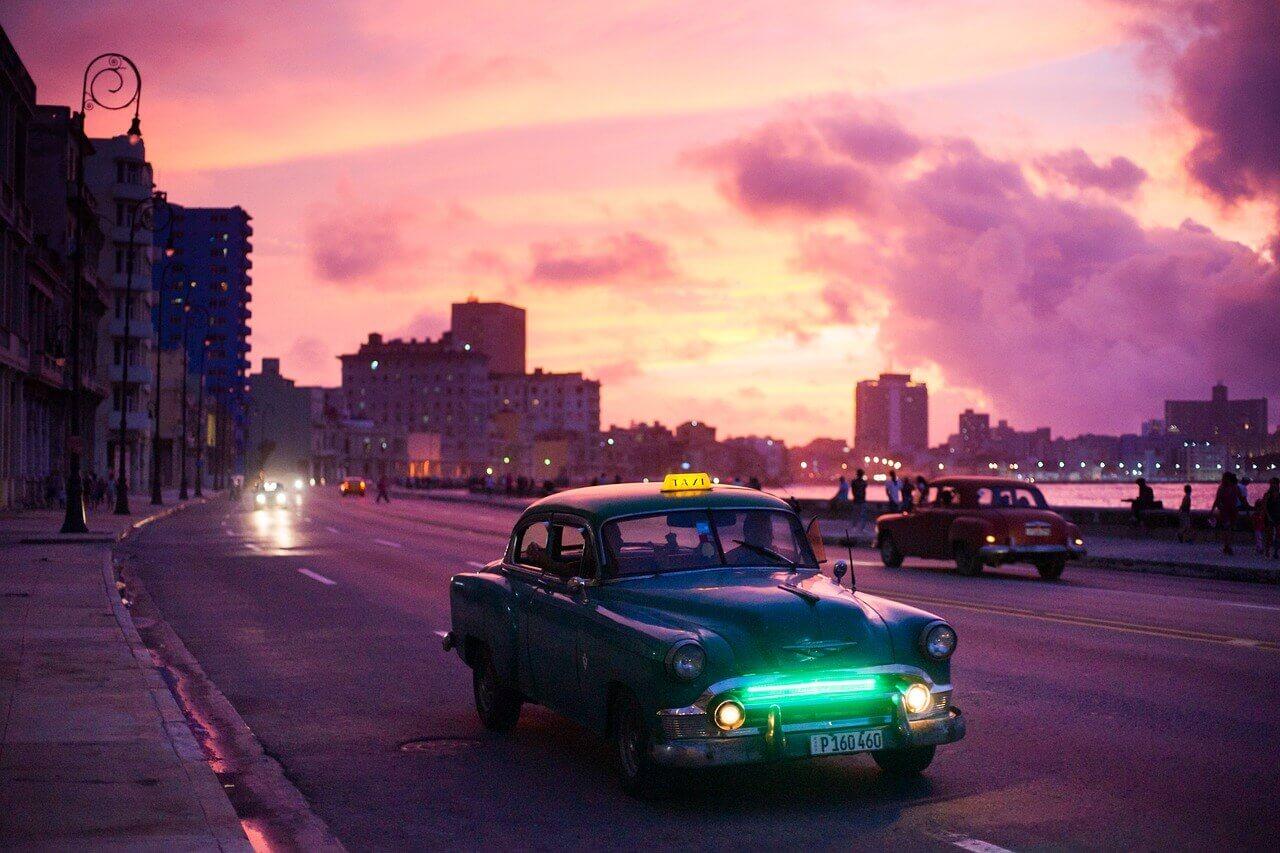 Гавана - романтичный город