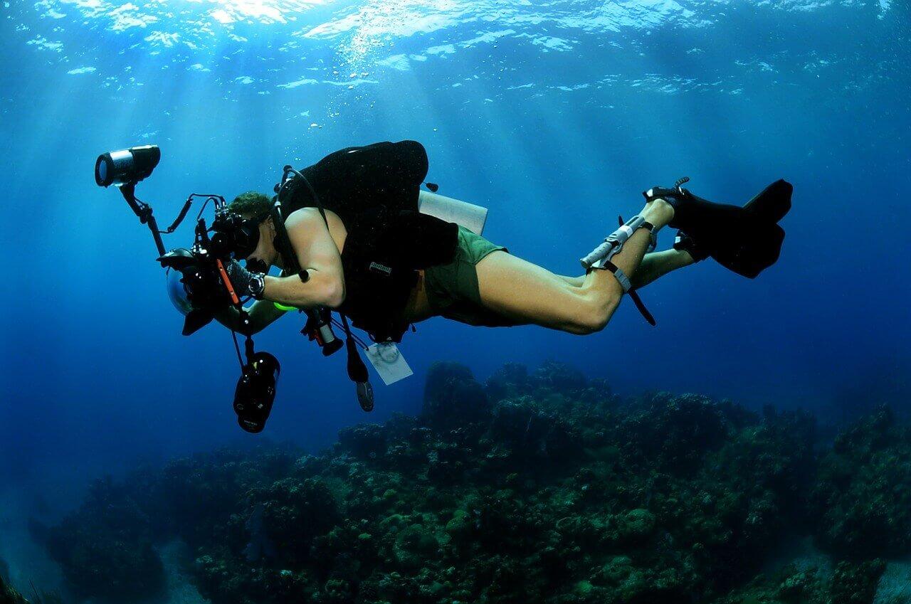 Подводный фотограф