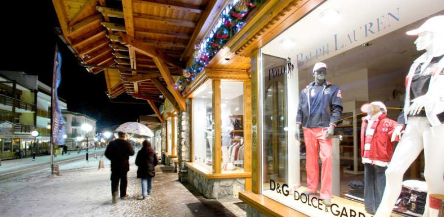 Кран-Монтана — модный курорт кантона Вале, второй по известности после Церматта.