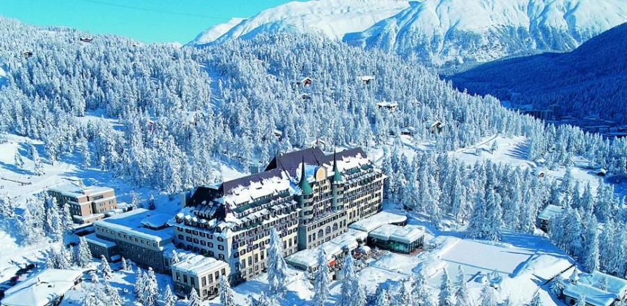 Санкт-Мориц — подлинный бриллиант среди швейцарских курортов