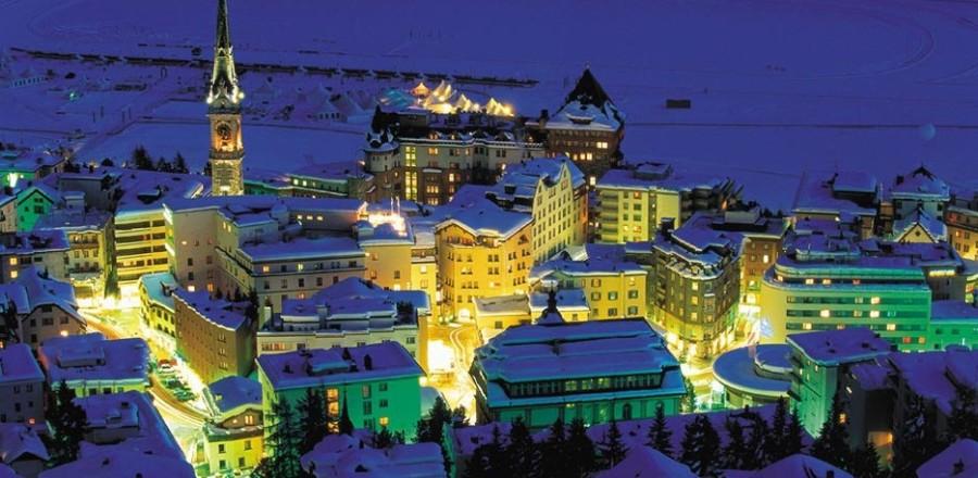 Санкт-Мориц является одним из старейших не только в Швейцарии, но и в мире