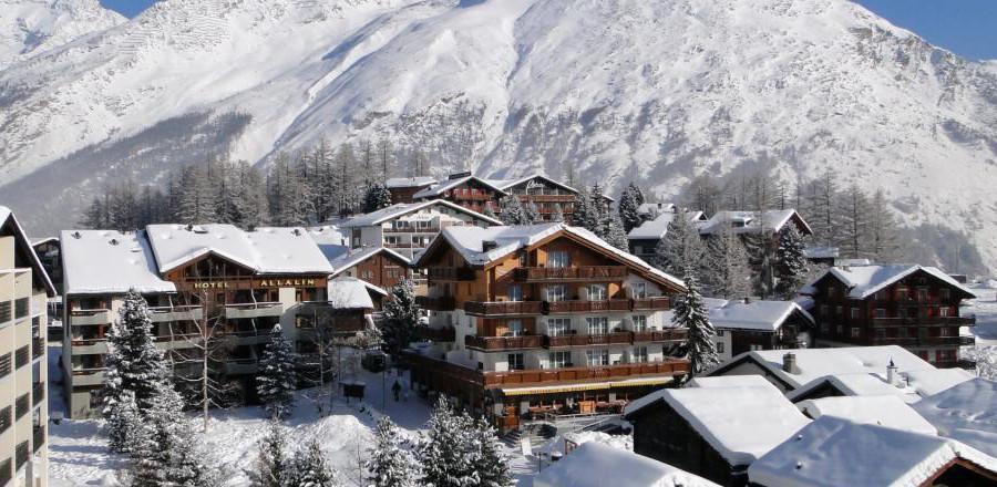 Швейцарские Альпы — лучшее место для отдыха в Европе.