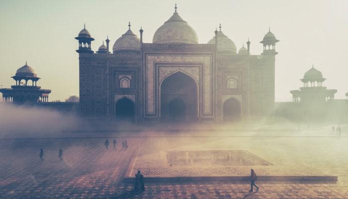 Тадж-Махал — трагическая история великой любви