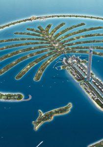 Пальмовые острова в Дубае
