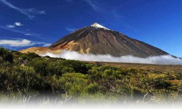 Вулкан Тейде — гордость Испании