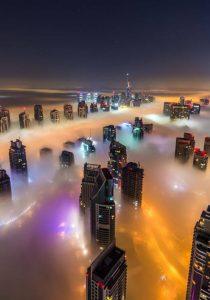 Высотки города Дубай