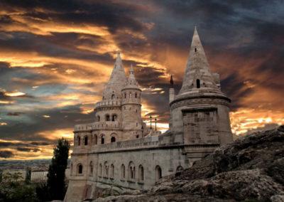 Рыбацкий бастион с 1987 года занесен в список всемирного наследия ЮНЕСКО.