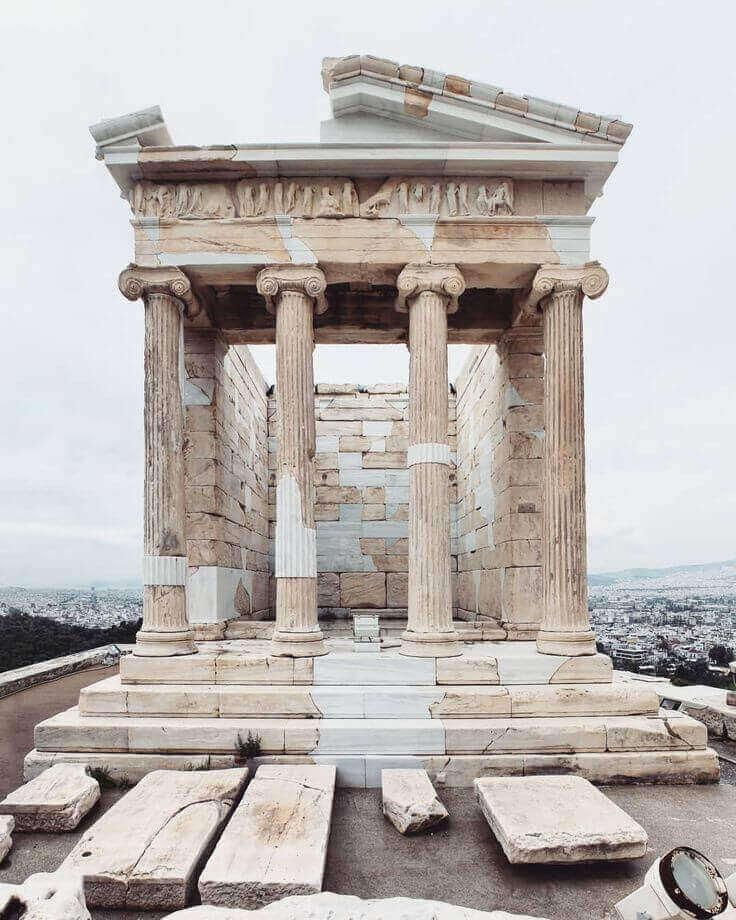 Храм Ники