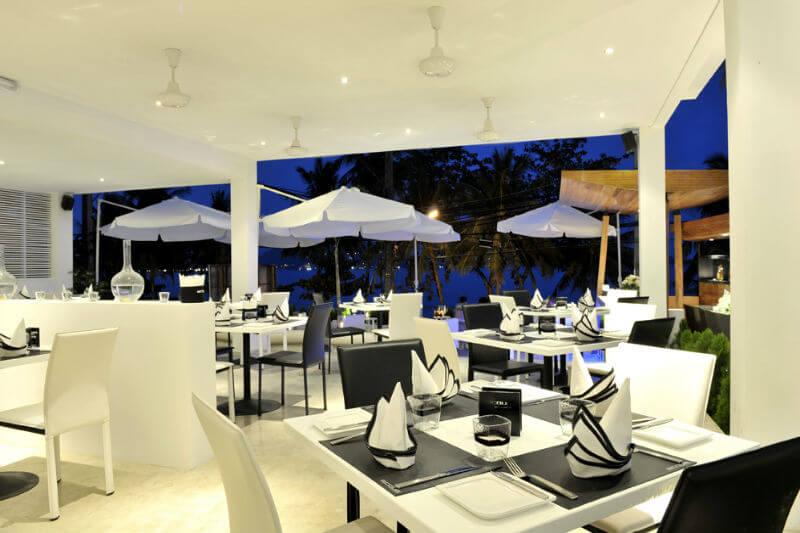 В 2011 году ресторан Аква удостоился престижнейшей награды «Лучший ресторан Тайланда».