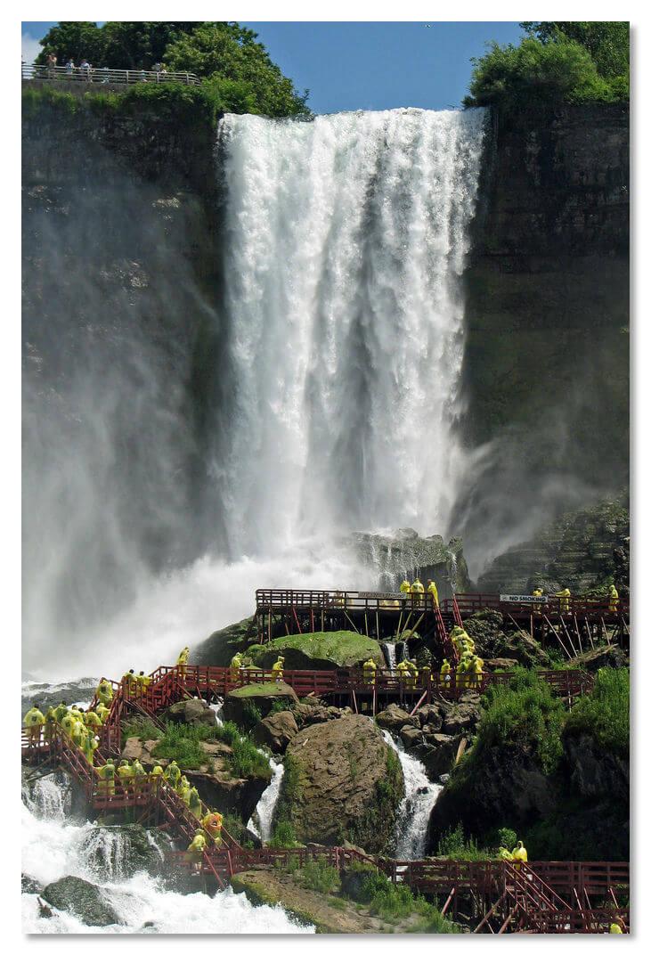 Водопад «Фата невесты»