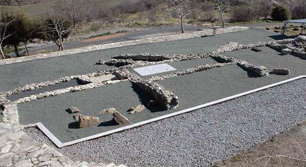 Новый античный памятник Эани доступен туристам