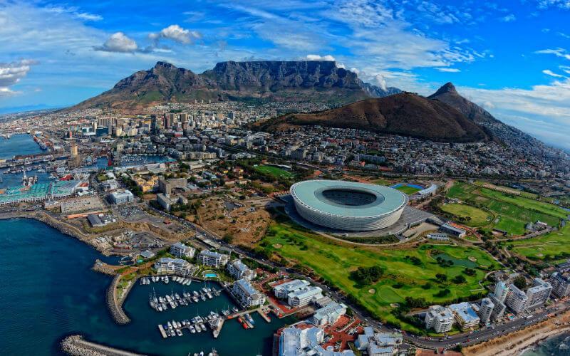 Без виз в ЮАР