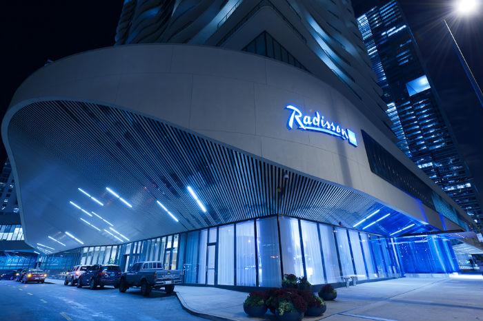 Новый отель в Ростове-на-Дону