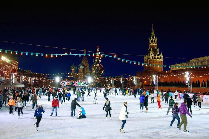 Москва готовится к зиме