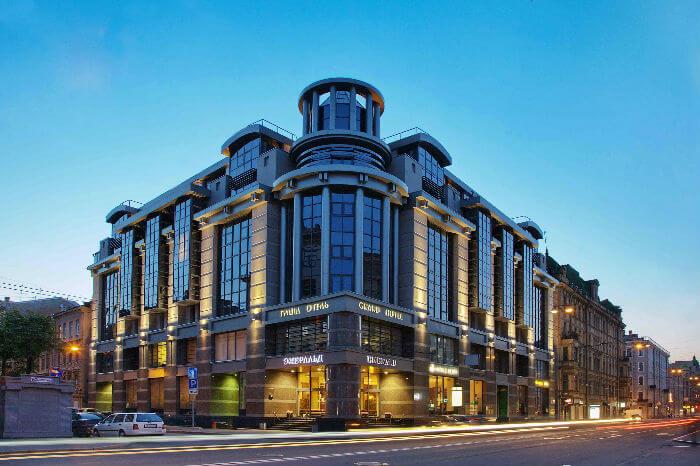 Новые гостиницы для Санкт-Петербурга