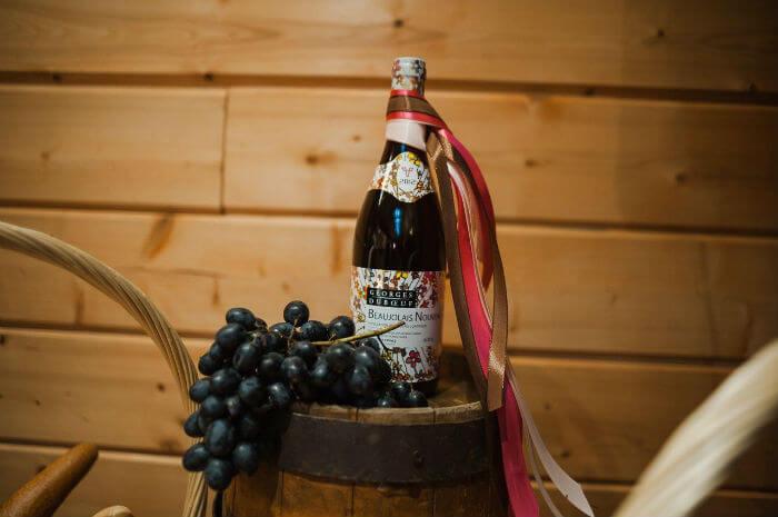 Праздник молодого вина во Франции