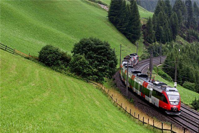 Распродажи и скидки для путешествующих по железной дороге в Германии