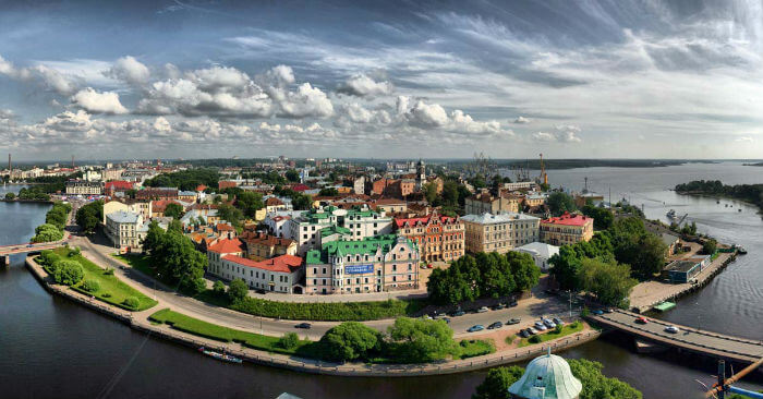 Три города России, которые привлекают больше всего иностранных туристов