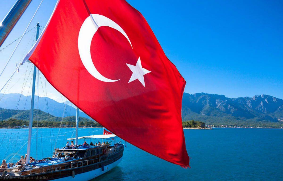 Взрывы в Турции