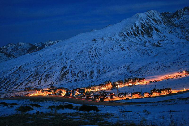 Андорра – лучшее место для зимнего отдыха