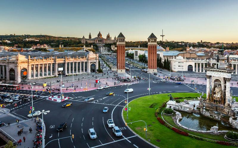 Барселона против туристов