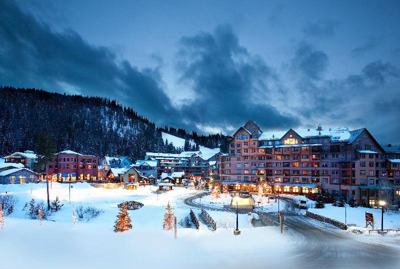 Европейские курорты без снега