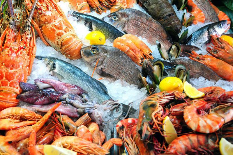 Фестиваль рыбы в городе Керчь