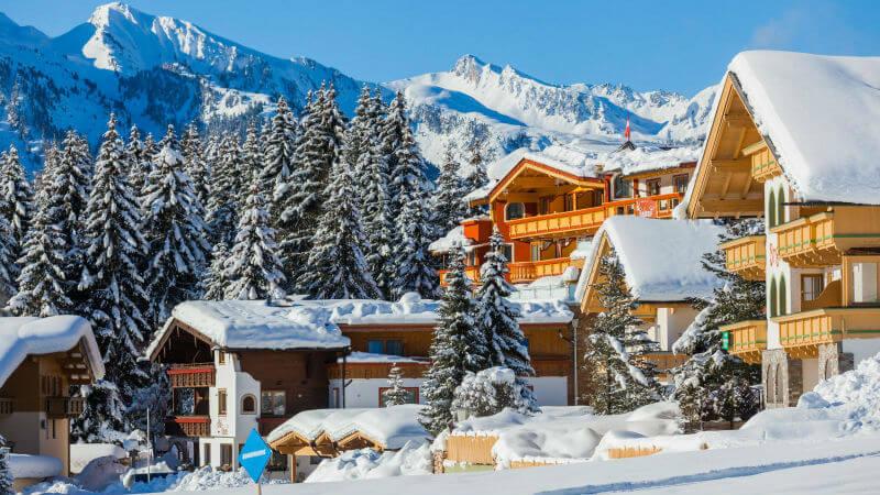 Где отдохнуть в Австрии