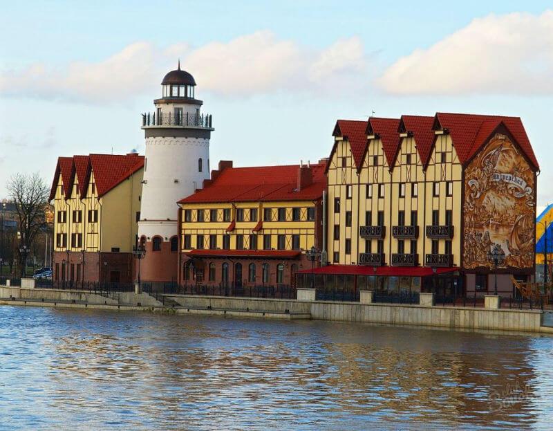 Калининград открыт для туристов