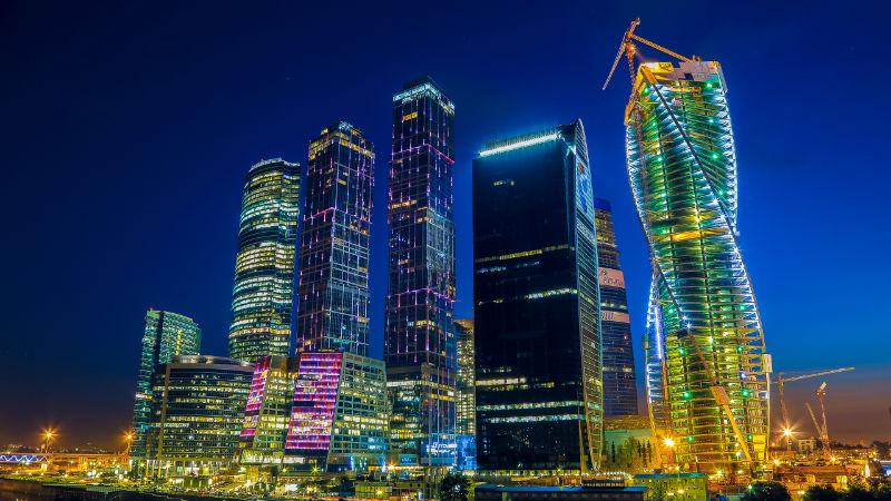 Москва и новые отели