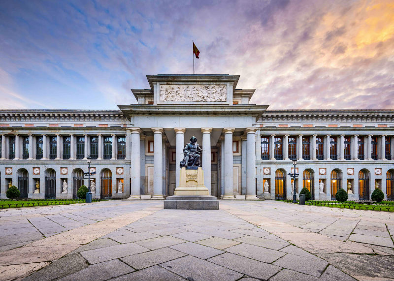 Новая достопримечательность музея Прадо