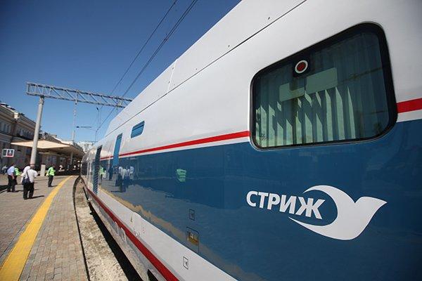 Новый скорый поезд до Берлина