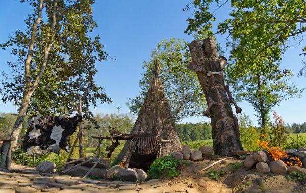 Парк-музей Сула готовится к Новому году