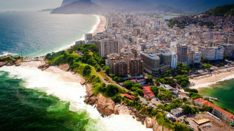 В Рио-ди-Жанейро туристы будут платить за то, что их ограбили