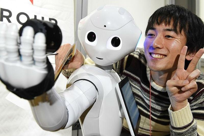 Роботы в помощь человеку