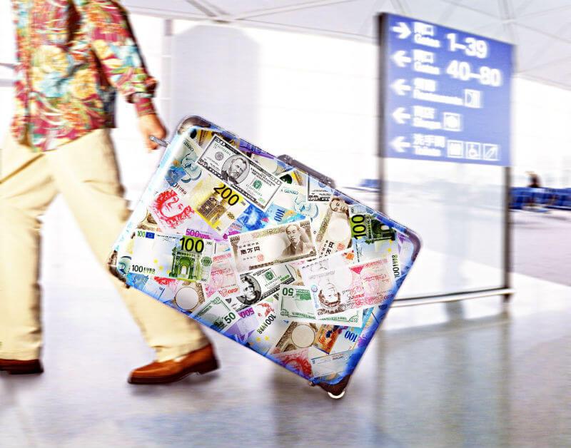 Российские туристы стали больше тратить
