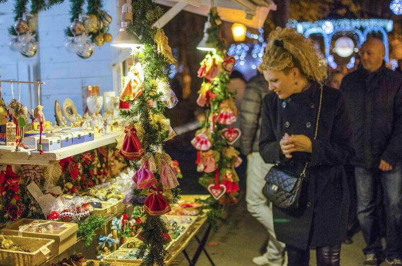В Хорватии на Рождественской ярмарке отказались от пластика