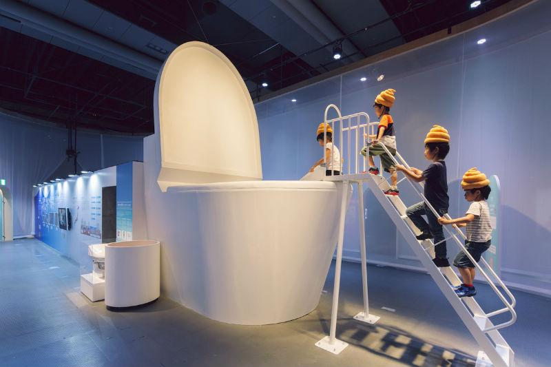 Туалеты для туристов